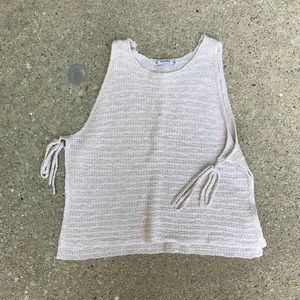 Pull and Bear Tie Side Top XS
